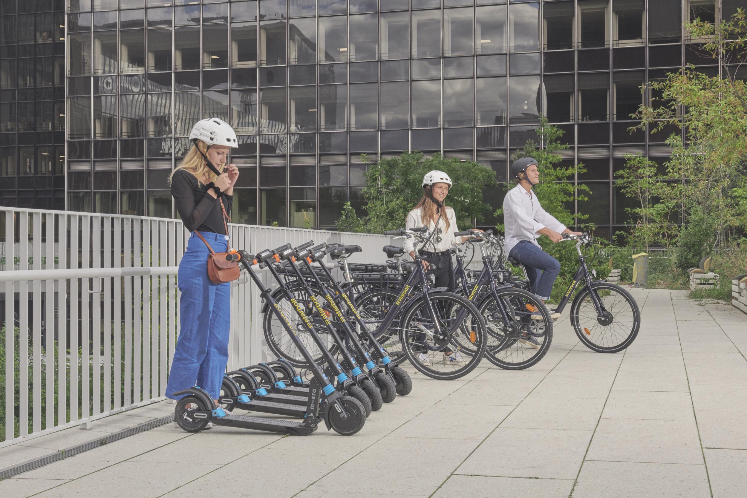 starbolt vélo de fonction