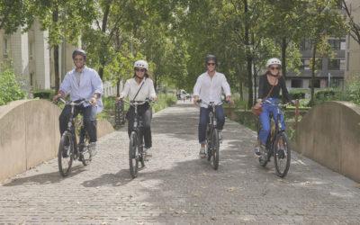 Le vélo, booster de créativité ?